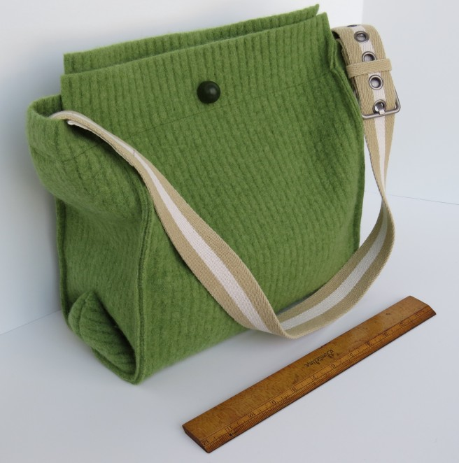 Tote Spring Green