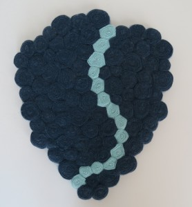 """wallhanging 10"""" x 12.5"""" x 3/4"""""""