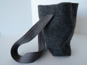 "A beautiful dark grey, very soft and very durable. In one customer's words, ""bulletproof""."