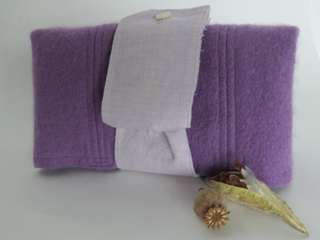 And using two of my favorite fibers, cashmere and linen.